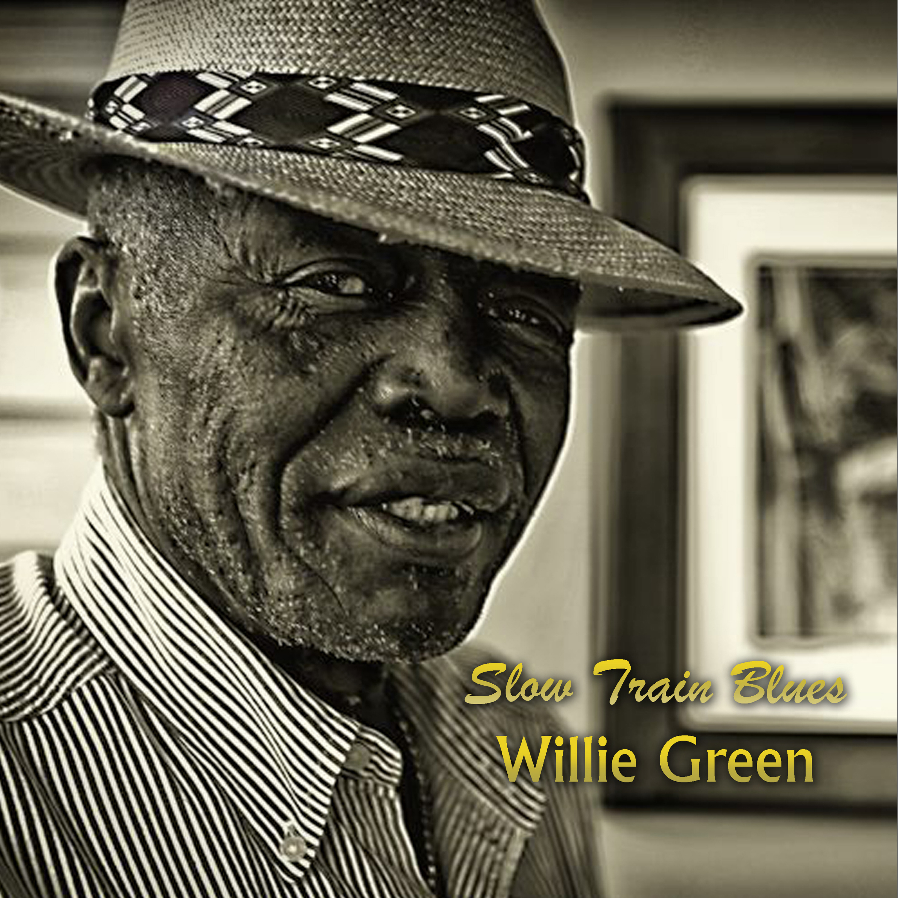 """Livin' the Blues"" by Willie Green"